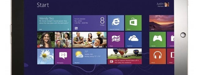 Gigabyte tablet Windows 8
