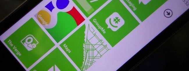 Google Maps su Windows Phone