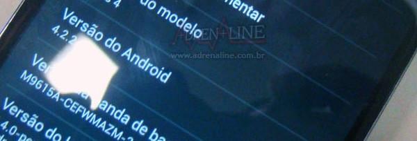 Android 4.2.2 Jelly Bean avvistato in Brasile sullo smartphone Nexus 4 prodotto da LG per Google
