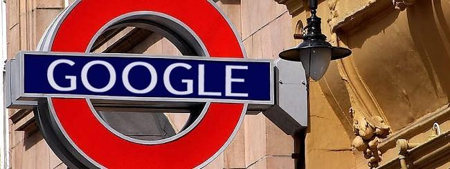 Google a Londra