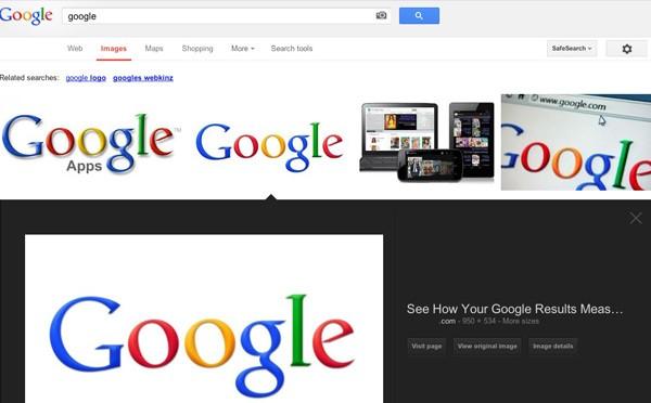 Google sta per lanciare una nuova interfaccia per la ricerca delle immagini sul Web