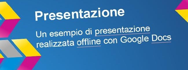 Google Docs, presentazione