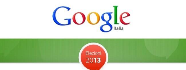 Google Elezioni 2013