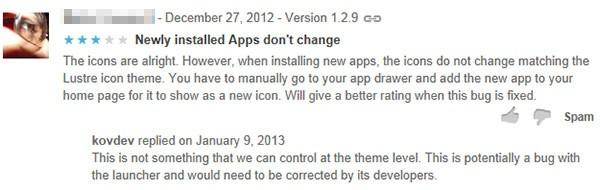 Google Play: presto tutti gli sviluppatori potranno rispondere a recensioni e commenti lasciati dagli utenti per le loro applicazioni