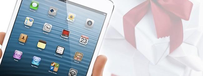 iPad Mini a Natale