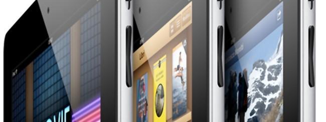 iPad con Display Retina
