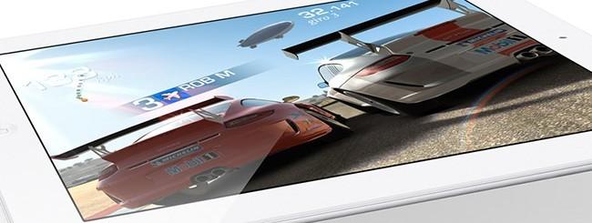 iPad Display Retina