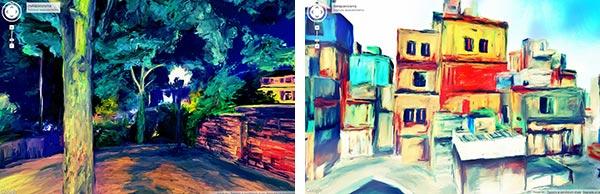 Metapanoramas: Google Street View incontra l'arte grazie al progetto di Raul Moyado Sandoval