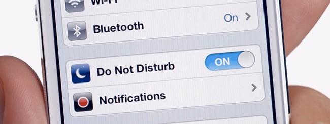 Non Disturbare su iPhone