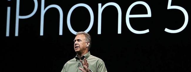 Phil Schiller e iPhone 5