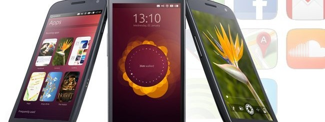 Ubuntu per smartphone