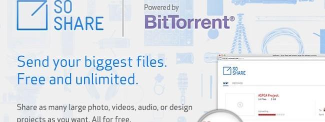 BitTorrent SoShare