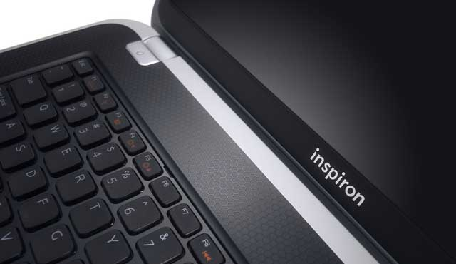 Inspiron 15R Special Edition Notebook - Keyboard