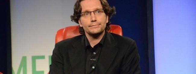 Erik Huggers di Intel