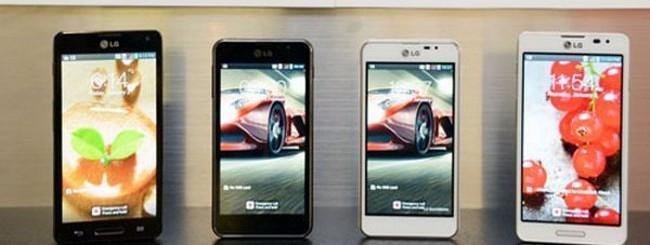 LG Optimus Serie F