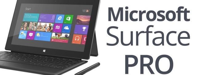 Surface Pro - iFixit Teardown