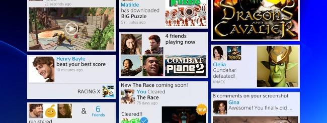 UI di PS4