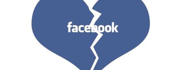 San Valentino e Facebook