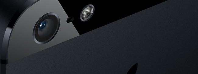 iPhone 5, fotocamera