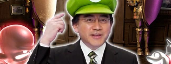 Satoru Iwata, presidente di Nintendo