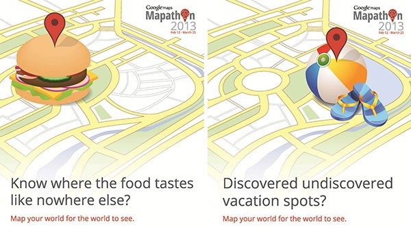 Mapathon 2013: Google invita gli utenti indiani a utilizzare Map Maker per migliorare il servizi Maps nel paese asiatico