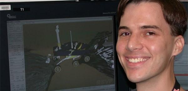 Scott Maxwell in una foto tratta dal profilo Google+
