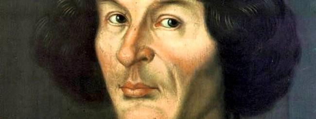 Niccolò Copernico, ritratto del 1580