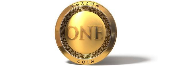 One Coin: ecco la moneta virtuale di Amazon, che dal mese di maggio sarà utilizzata per acquistare giochi, app e altri contenuti