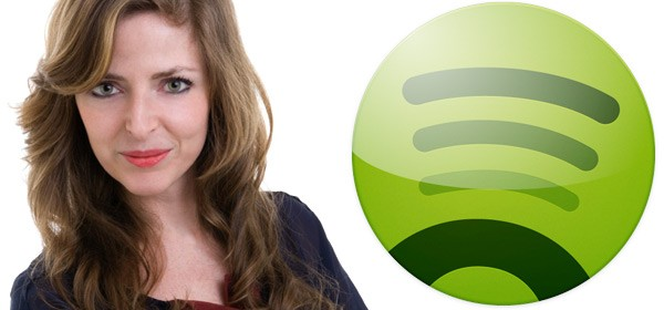 Veronica Diquattro, responsabile Spotify per l'Italia