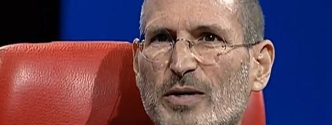 Steve Jobs D8