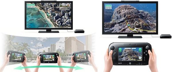 Wii Street U è l'applicazione lanciata da Google sullo store eShop Nintendo, che porta la tecnologia di Street View sulla console Wii U