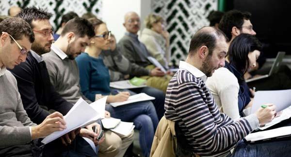 Il workshop di Italia Startup è stato seguito con grande interesse.