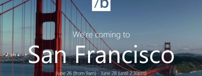 Microsoft Build 2013