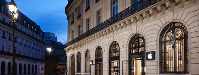 Apple Store Parigi