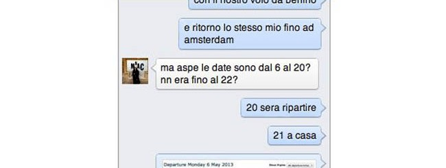chat facebook nuvola