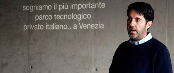 Riccardo Donadon, presidente di Italia Startup.
