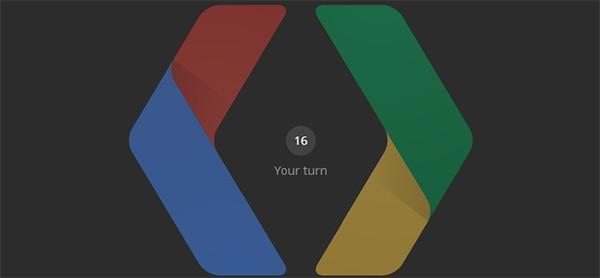 Uno degli easter egg presenti sul sito ufficiale dell'evento Google I/O 2013.