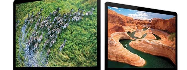 MacBook Pro Display Retina.