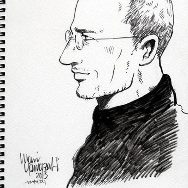 Steve Jobs, il manga