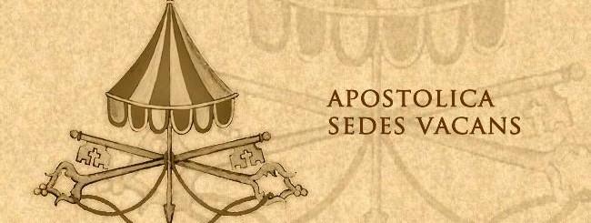 Vaticano - Sede Vacante