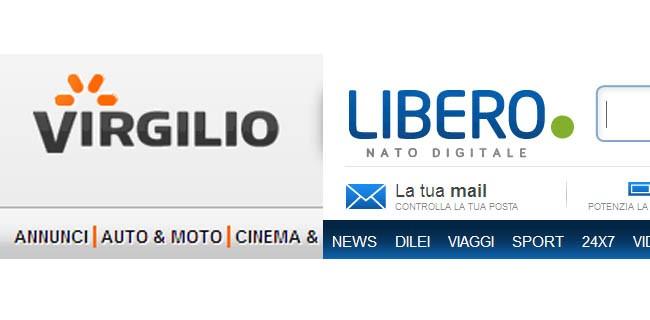 Libero e Virgilio sotto attacco Codacons| Webnews  Libero e Virgil...