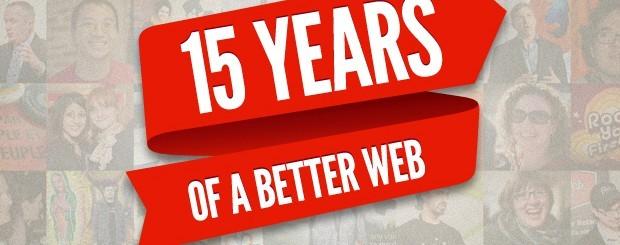 Mozilla 15 anni