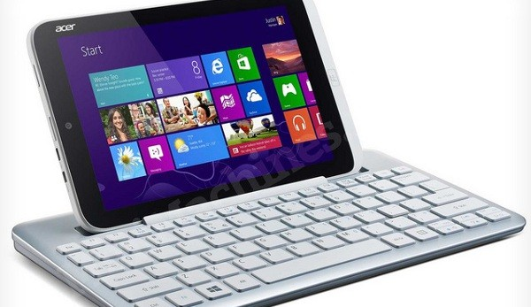 Acer Iconia W3, immagine leaked