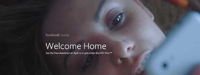 Facebook Home 2
