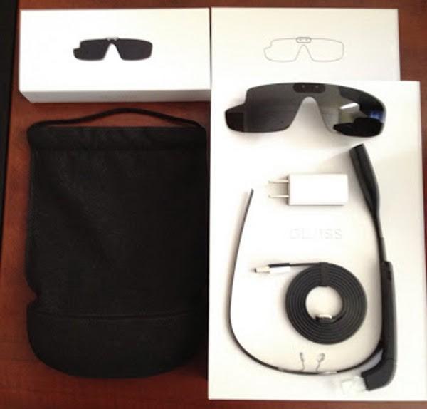 Confezione Google Glass