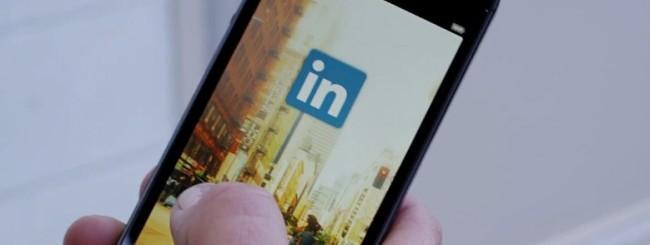 LinkedIn per iOS