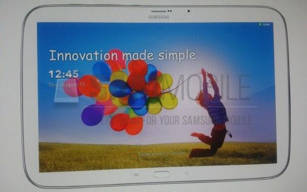 Il nuovo Samsung Galaxy Tab 3 Plus dovrebbe avere questo aspetto