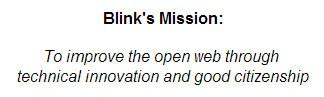 Blink mission