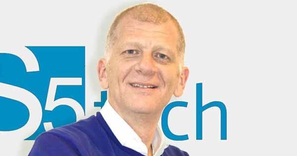 Gabriele del Sorbo, 43 anni, è CEO di S5Tech.
