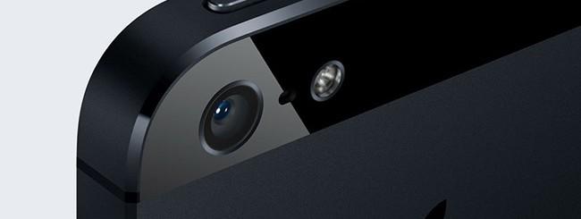 iPhone 5, fotocamera.